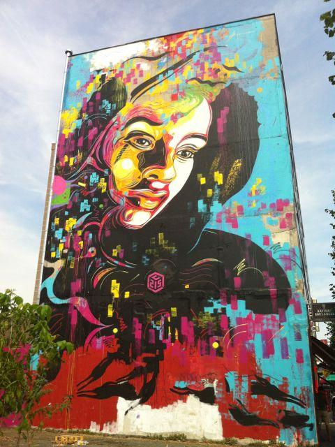 C215 #streetart #urbacolors