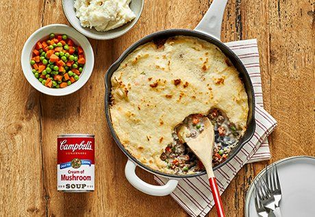 Shepherd's Pie Recipe | Campbell's Kitchen #shepardspie