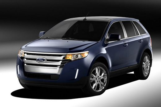 Ford Edge 2011 - my new ride!