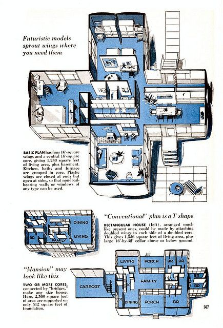 Monsanto House Of The Future June 12 1957 December 1967