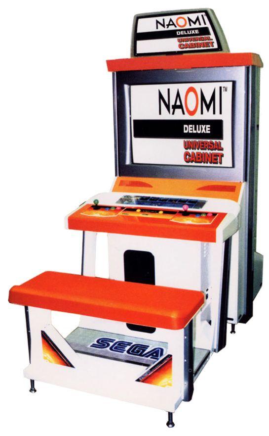 Sega Naomi Deluxe Universal
