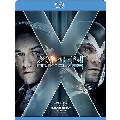 X-Men: First Class (Blu-ray) (Widescreen)