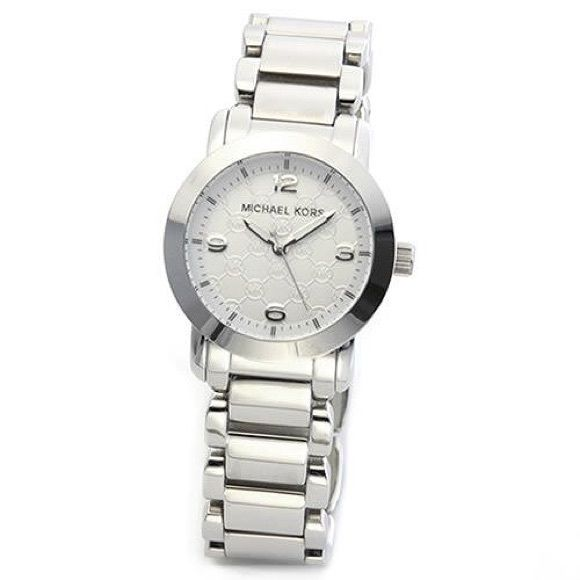27394c254363 Michael KORS Silver Watch Brand New MICHAEL KORS Silver Stainless Steel  LADIES WATCH MK-3157 BRAND NEW WITH BOX   MANUAL 100% AUTHENTIC Michael Kors  ...