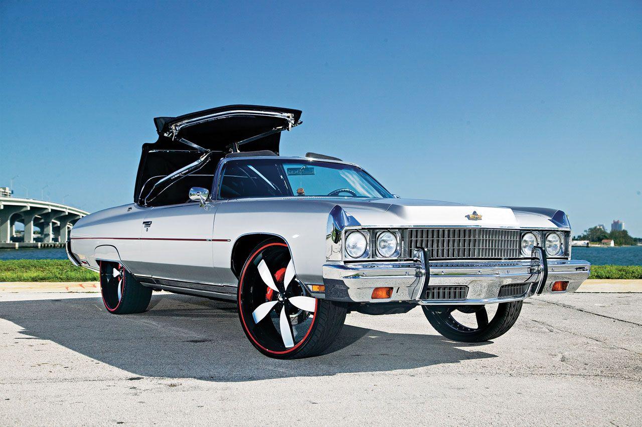 Blue | Impala | Old School | car gallery | Forgiato | cars ...