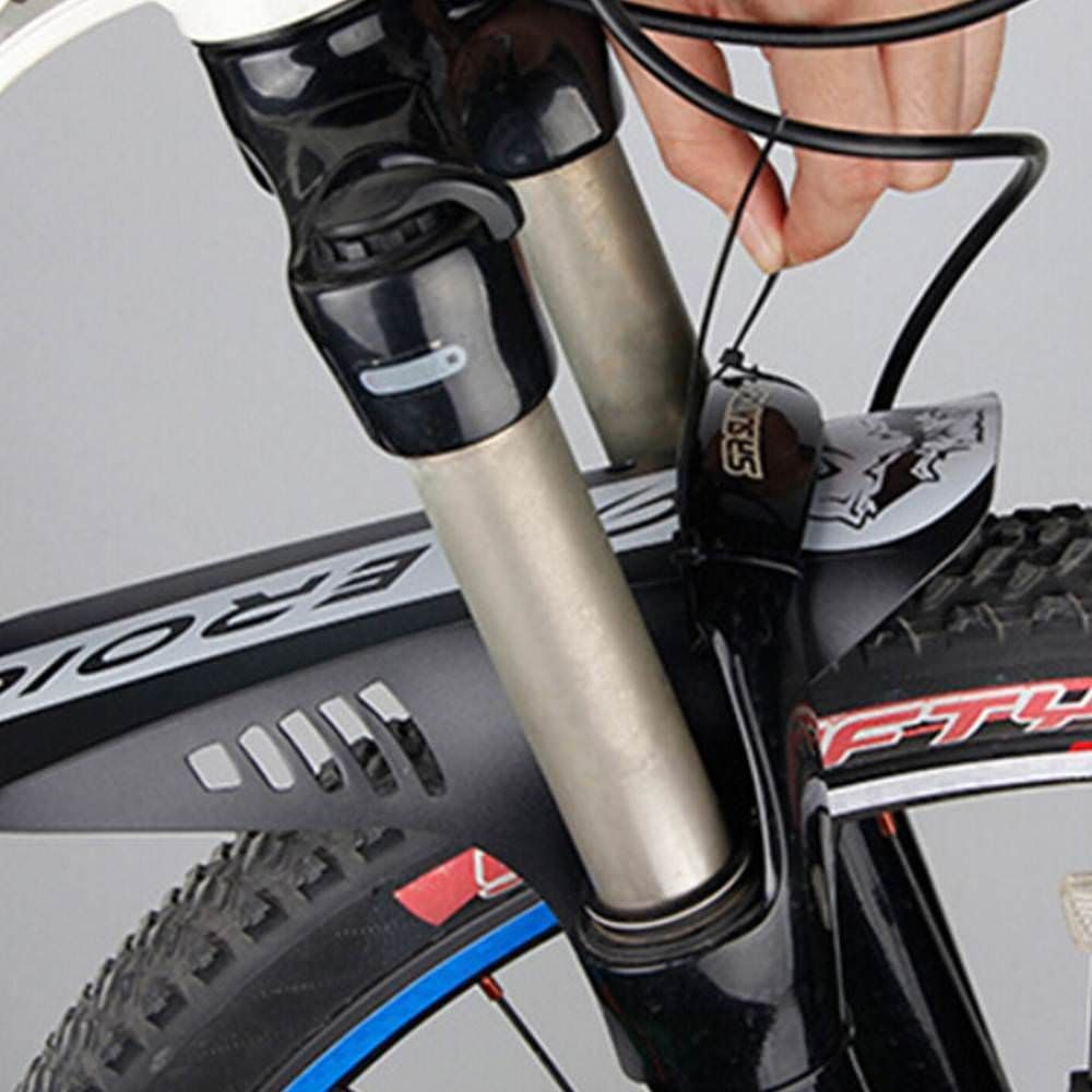Bicycle Front Back Rear Fenders Cycling Mud Guard Rainy Mountain Road Bikes\\\