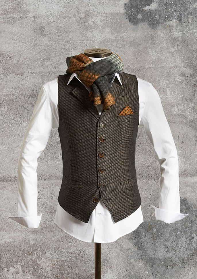 dornschild vest model w2 2 see more under herrenweste von dornschild. Black Bedroom Furniture Sets. Home Design Ideas