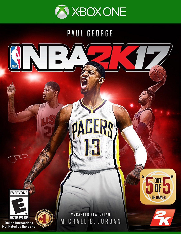 NBA 2K17 Standard Edition Xbox One Nba 2k17 ps4, Xbox
