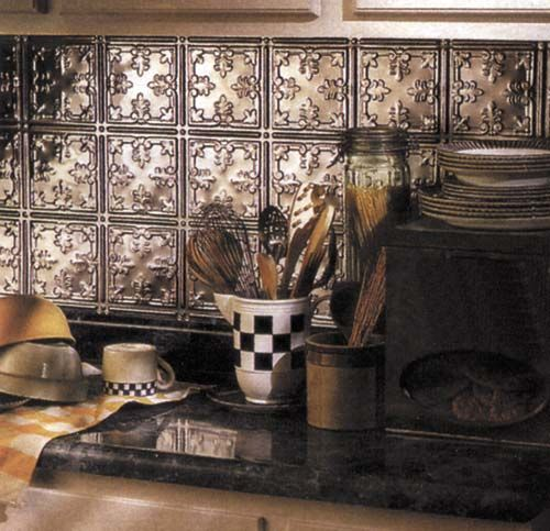 Plastic Backsplash For Kitchen: Steel Or Plastic From Outwater