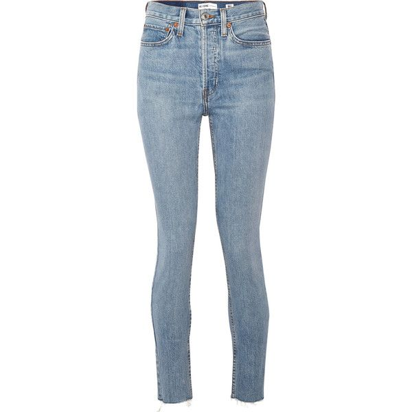 cropped skinny jeans - Blue Re/Done Finishline For Sale 2Eb4PUPIAO