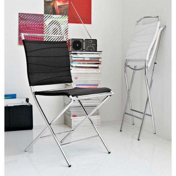 Sedie Pieghevoli Calligaris Design.Sedia Pieghevole Calligaris Connubia Air Folding Seating V
