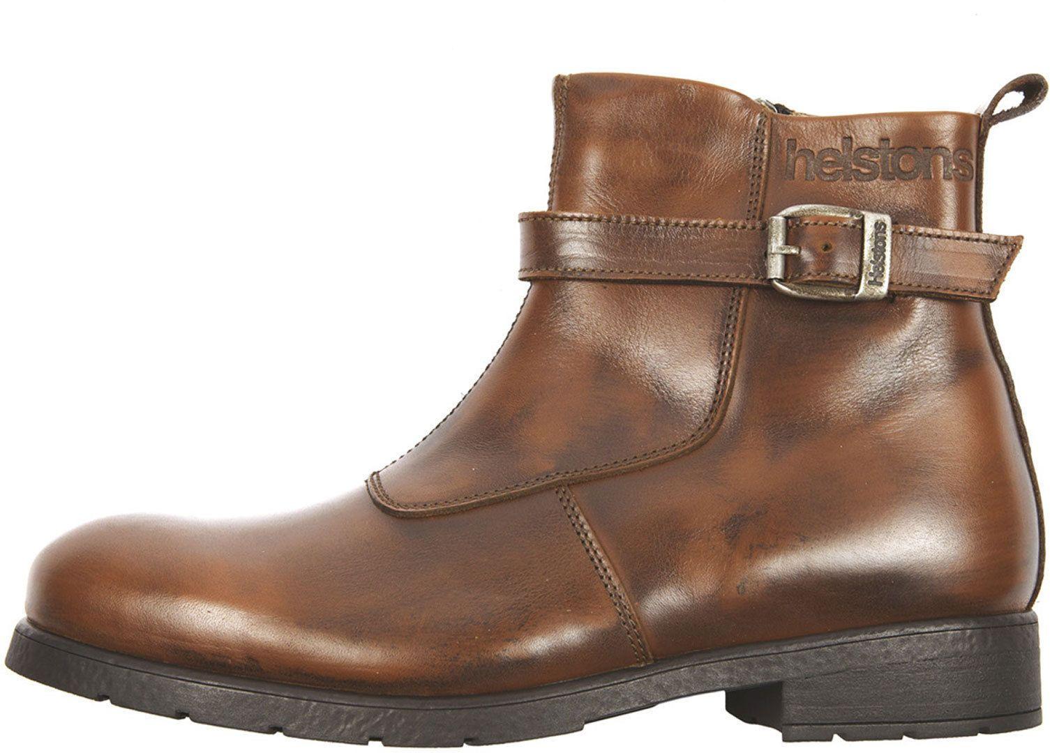 Helstons Urban Boots Men Light Brown catalogo