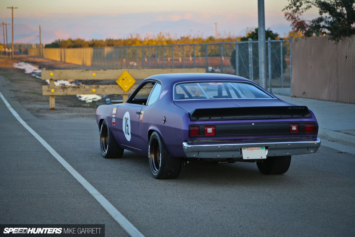 Project Yankee Life After Sema Fox Body Mustang Mopar Dodge Dart