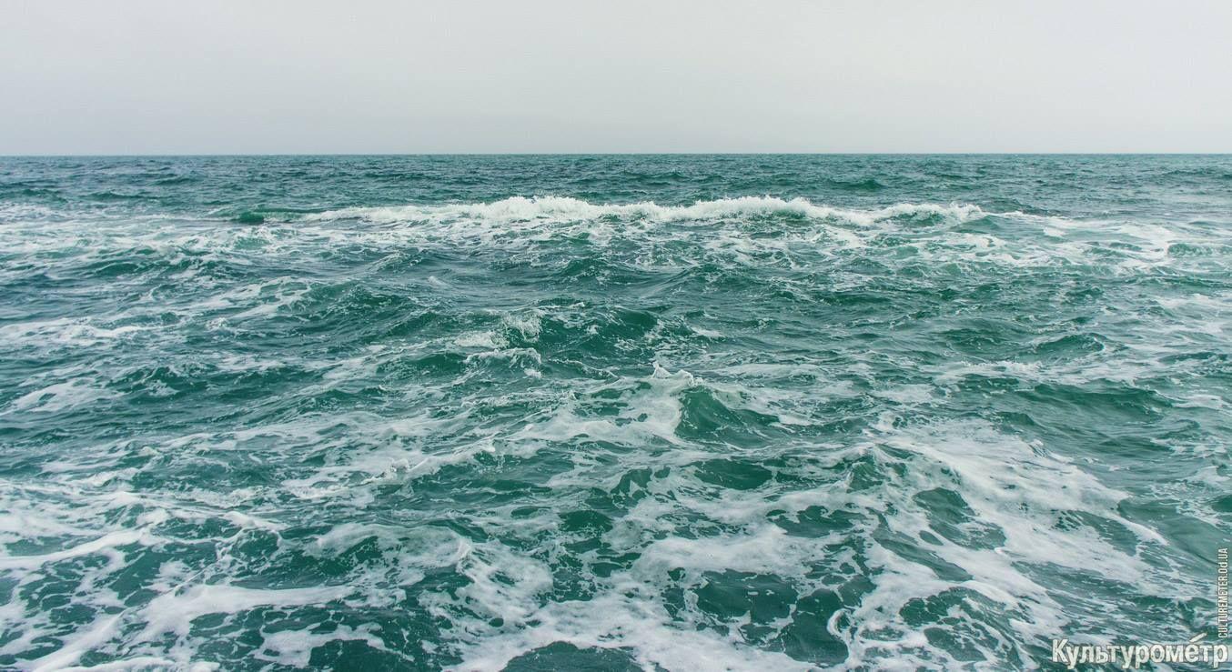 """Цвет морской волны сегодня - бирюзовый! ФБ """"Культурометр Одесса""""."""