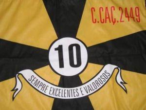 Companhia de Caçadores 2449 Moçambique
