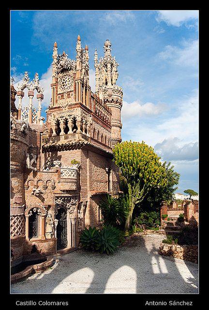 Castillo Colomares  Benalmádena