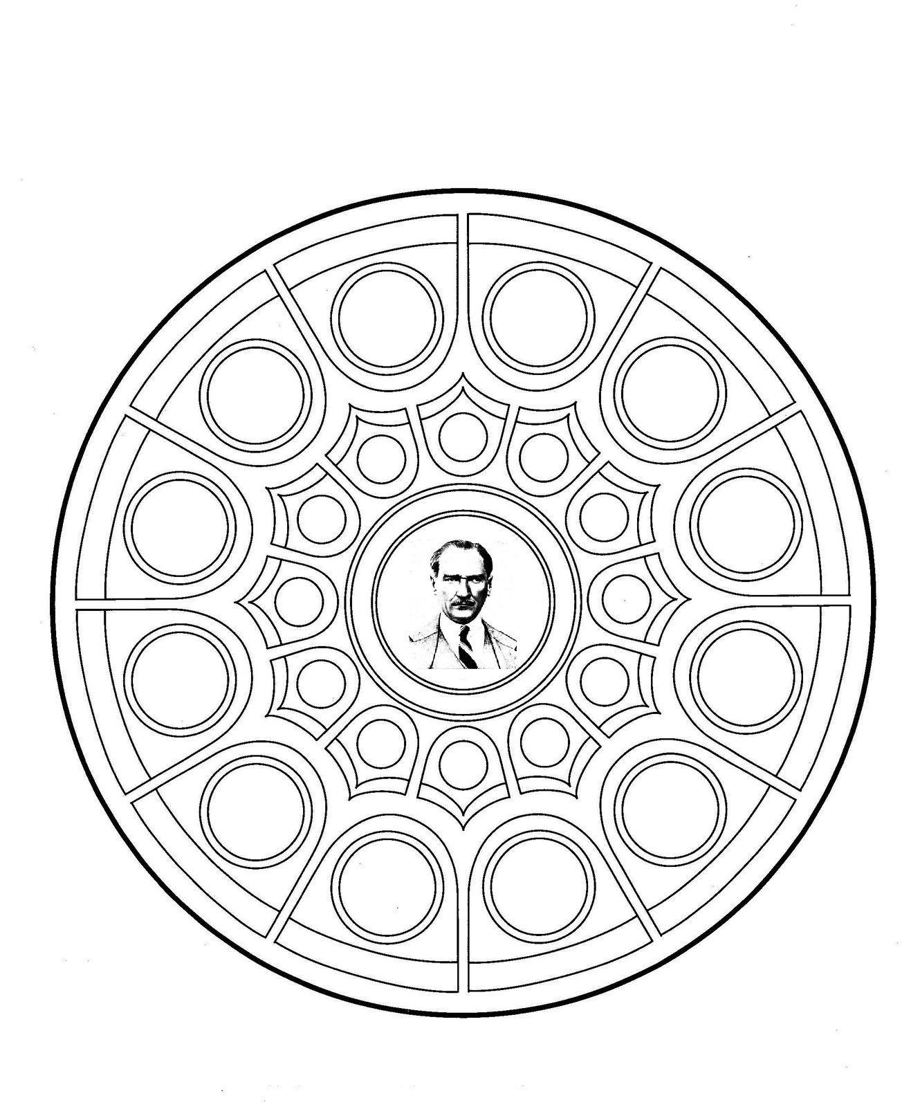 Mandala Coloring Book Youtube Krita Mandala 18 By Welshpixie On