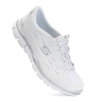 skechers rubber shoes for ladies