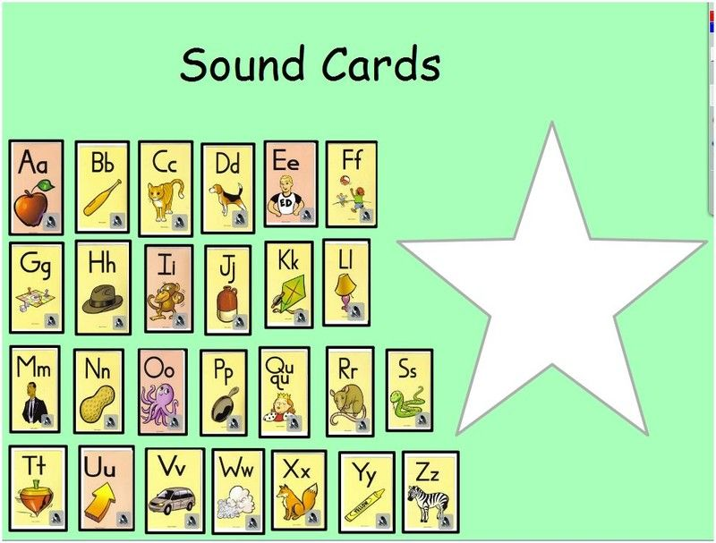 Fundations Sound Cards Printable  12 Best Photos Of