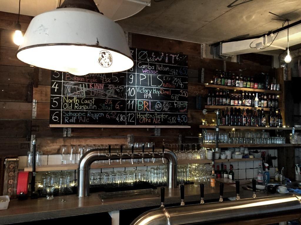 Craft Beer Bar Berlin   ZUPa   Pinterest   Theken, Sammlung und Regal
