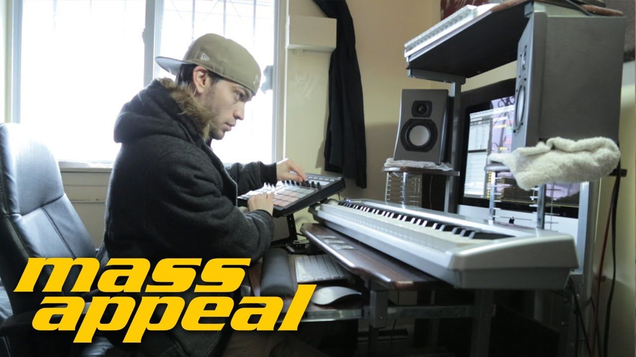 """Mr. Green - """"Rhythm Roulette"""" by mass appeal"""