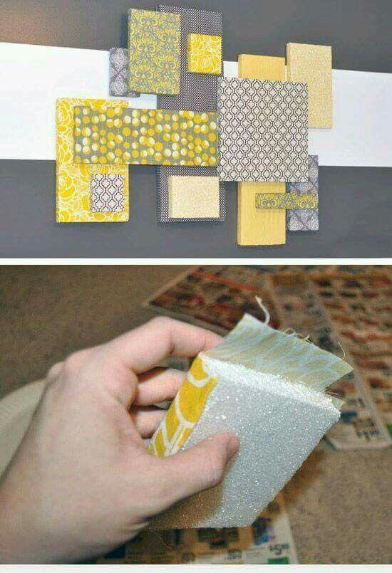 10 Ideas con Telgopor o Isopor Reciclado   Manualidades   Pinterest ...