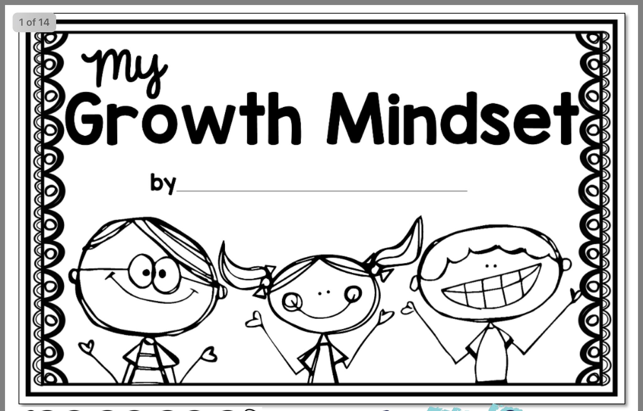 Pin By Debbie Oliver On Growth Mindset