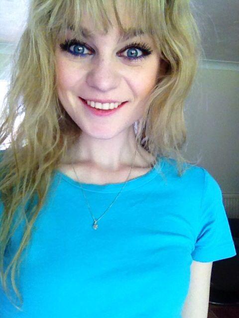 Feeling kinda blue today...