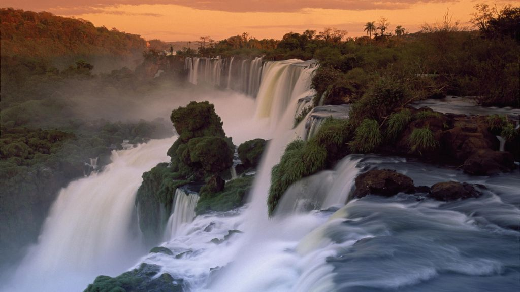 Wild Lands You Should Visit Before You Die Iguazu Falls - 10 waterfalls to see before you die