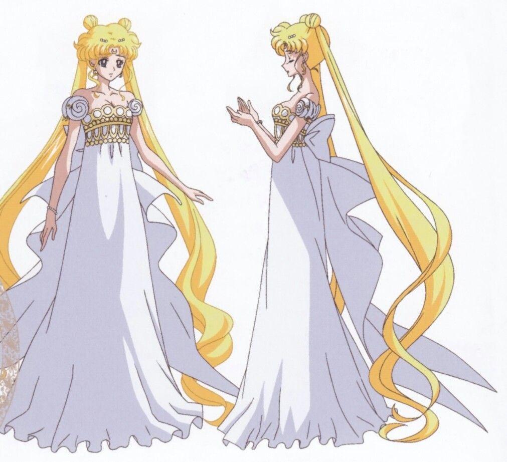 Princess Serenity Concept Art