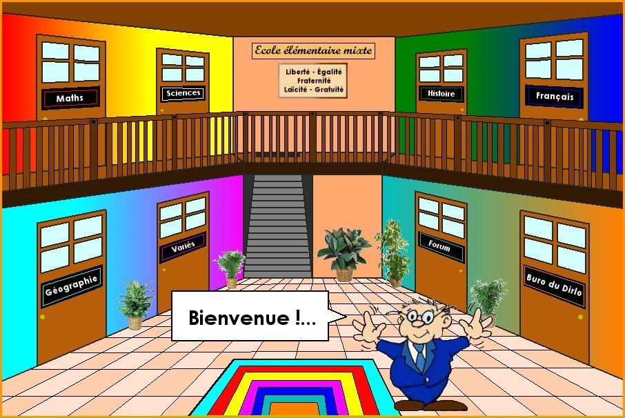 Soutien scolaire gratuit - Sommaire alphas Pinterest School - Plan Maison Logiciel Gratuit