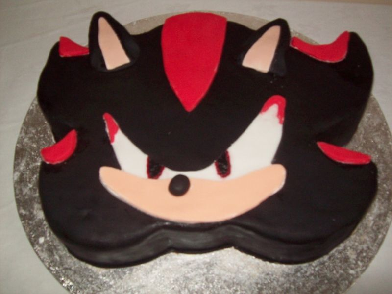 Super Shadow Cake Pictures Shadow The Hedgehog Cake My Next Projects Hedgehog Cake Sonic