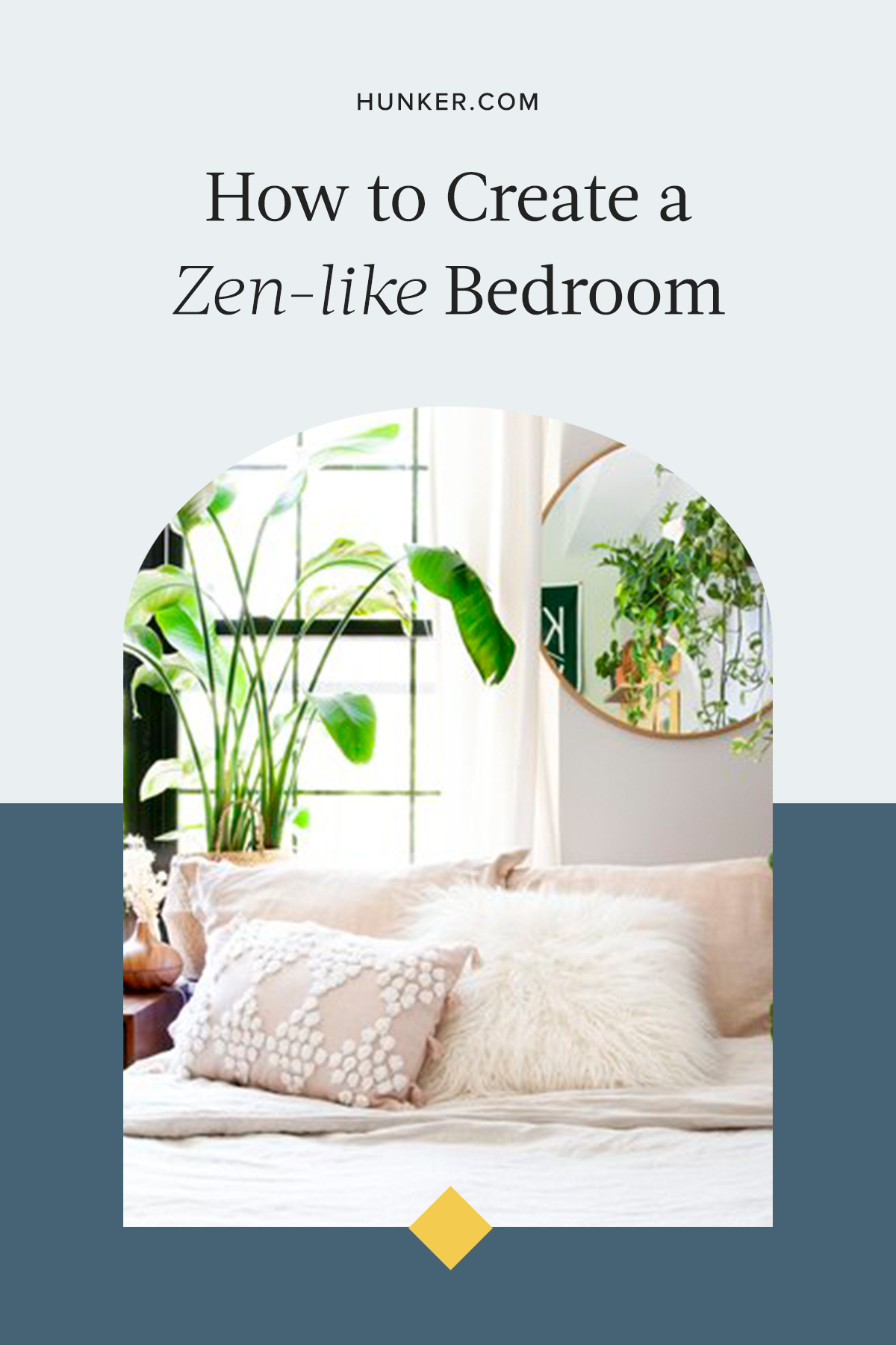 This Is How To Transform Your Bedroom Into A Zen Like Retreat Hunker Soothing Bedroom Bedroom Brown Bedroom