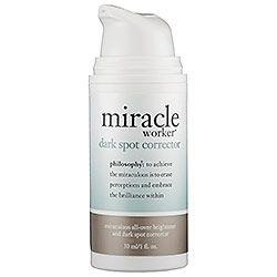 Sephora: Philosophy Miracle Worker® Dark Spot Corrector: Dark Spots & Uneven Skin Tone - StyleSays