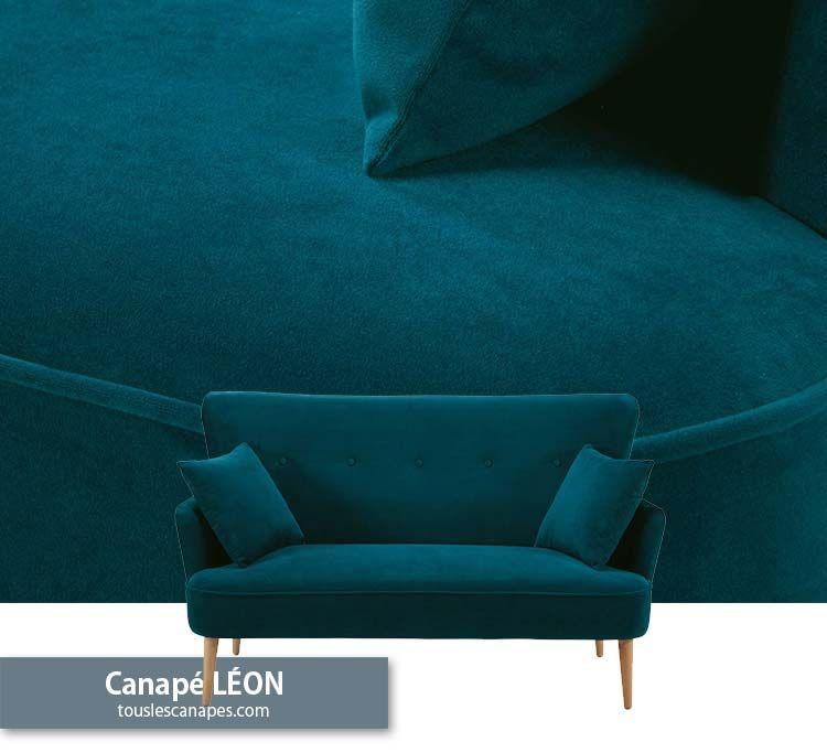 Canape Bleu 20 Modeles Pour Vous Inspirer Et Decorer Votre Salon Canape Bleu Canape Velours Bleu Canape Bleu Canard