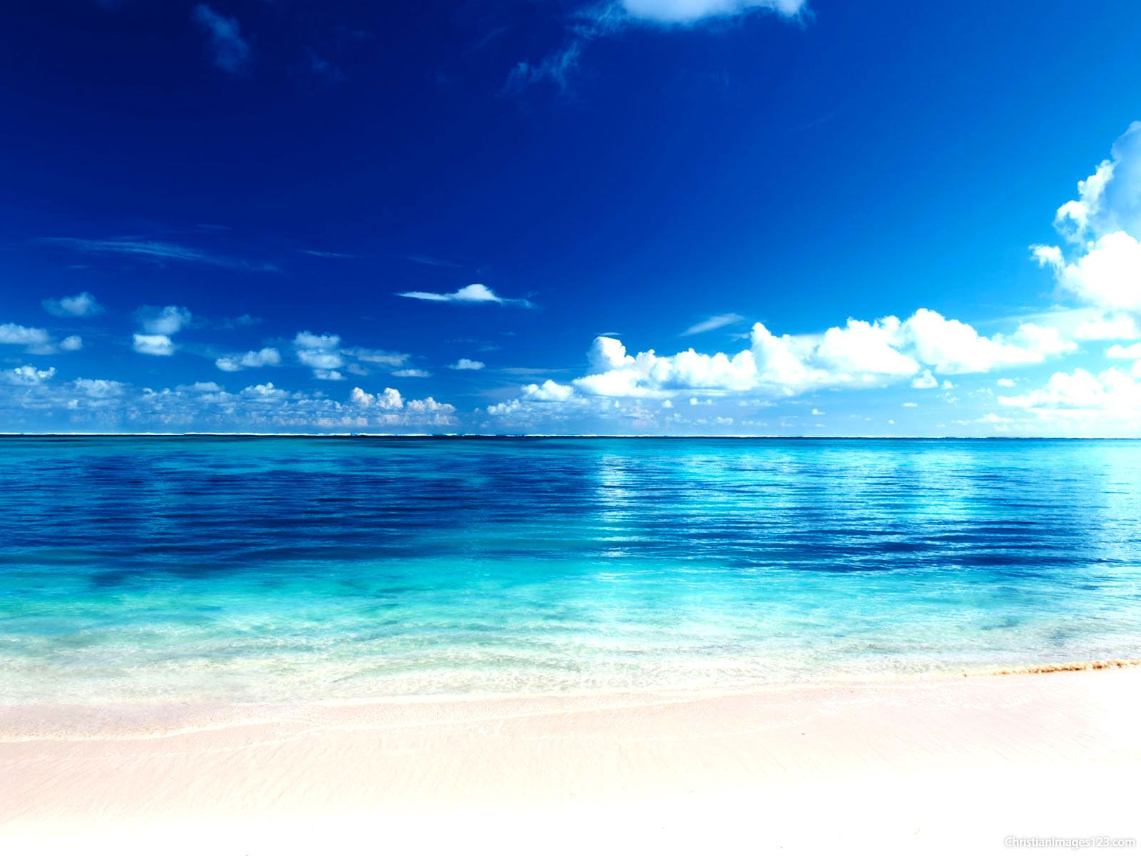 awesome beach background for powerpoint | powerpoint backgrounds