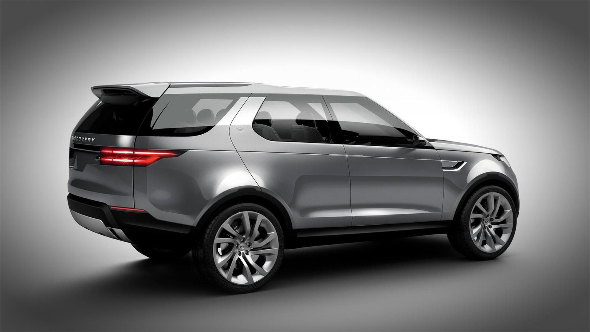 2014 Land Rover Discovery Vision Concept Wallpapers 2014 Land