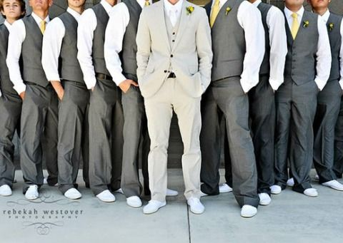 Dark Grey Suits For Men Wedding Mens Suit