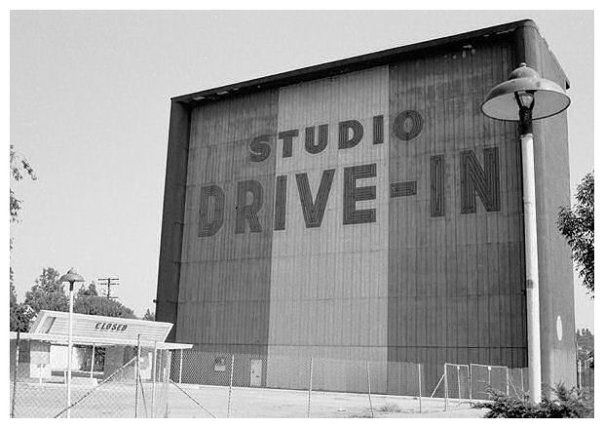 Culver City Drive In Movie Theater Drive In Movie Theater Drive In Movie Drive In Theater