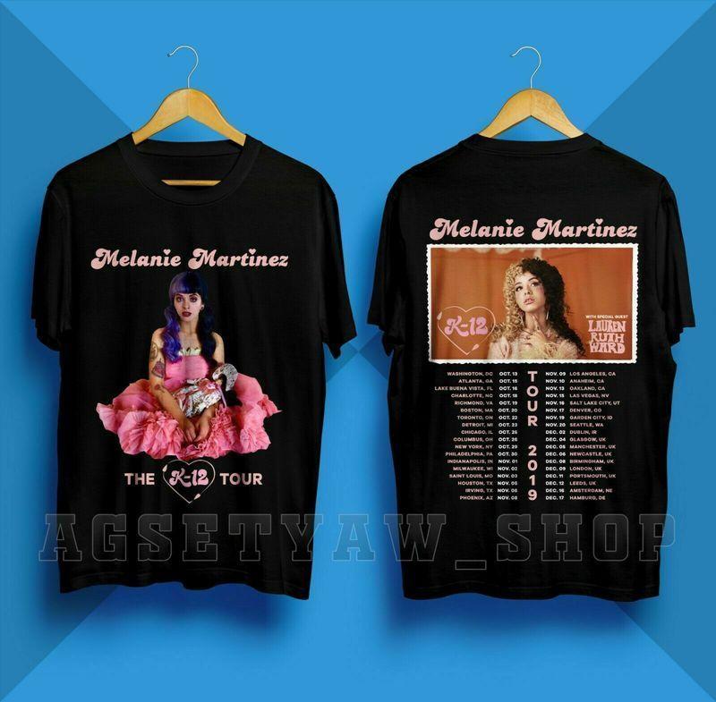 Melanie Martinez The K 12 Tour 2019 Dates Men Women Size S 5xl V5 Men T Shirts S Melanie Martinez T Shirt