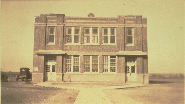 The Addison School Building Was Built Almost 100 Years Ago In 1914 Today It S The Home Of The Magic Time Machine Re School Building Magic Time Machine Century