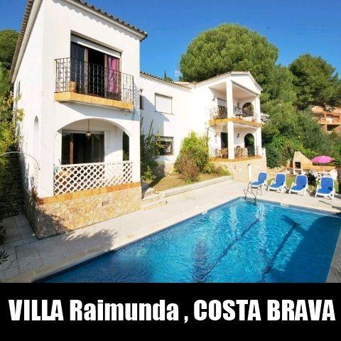 Vacances Villa Raimunda Spanish Style Villa