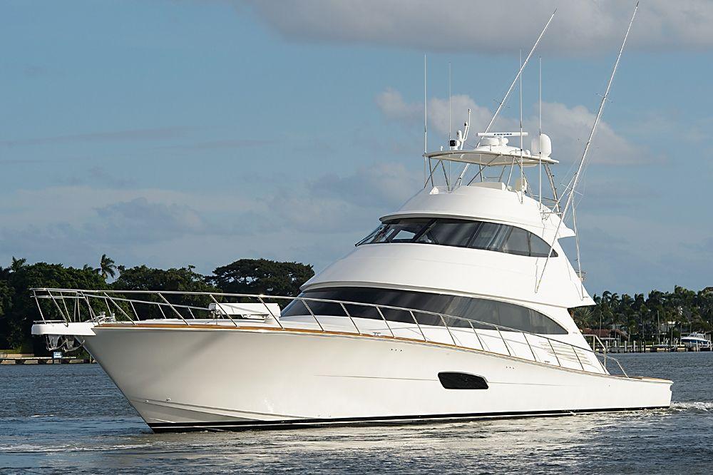 Viking 92 Skybridge For Sale VikingYachts Sportfishing