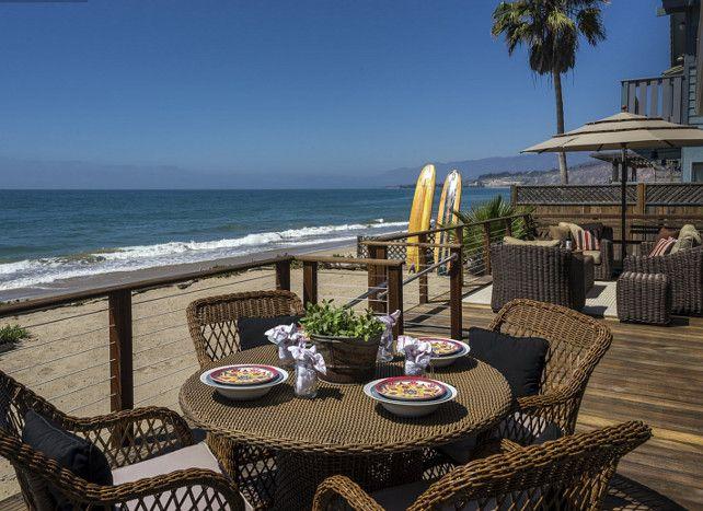 Patio Decor Ideas Beach With Coastal Patiodecorideas Patiofurniture