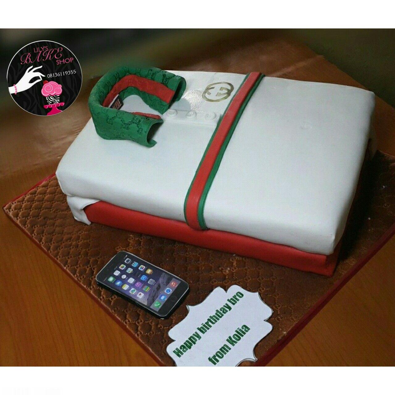 Lilysbakeshop Gucci Shirt Cake Lilysbakeshop MY CAKES - Birthday cake shirt
