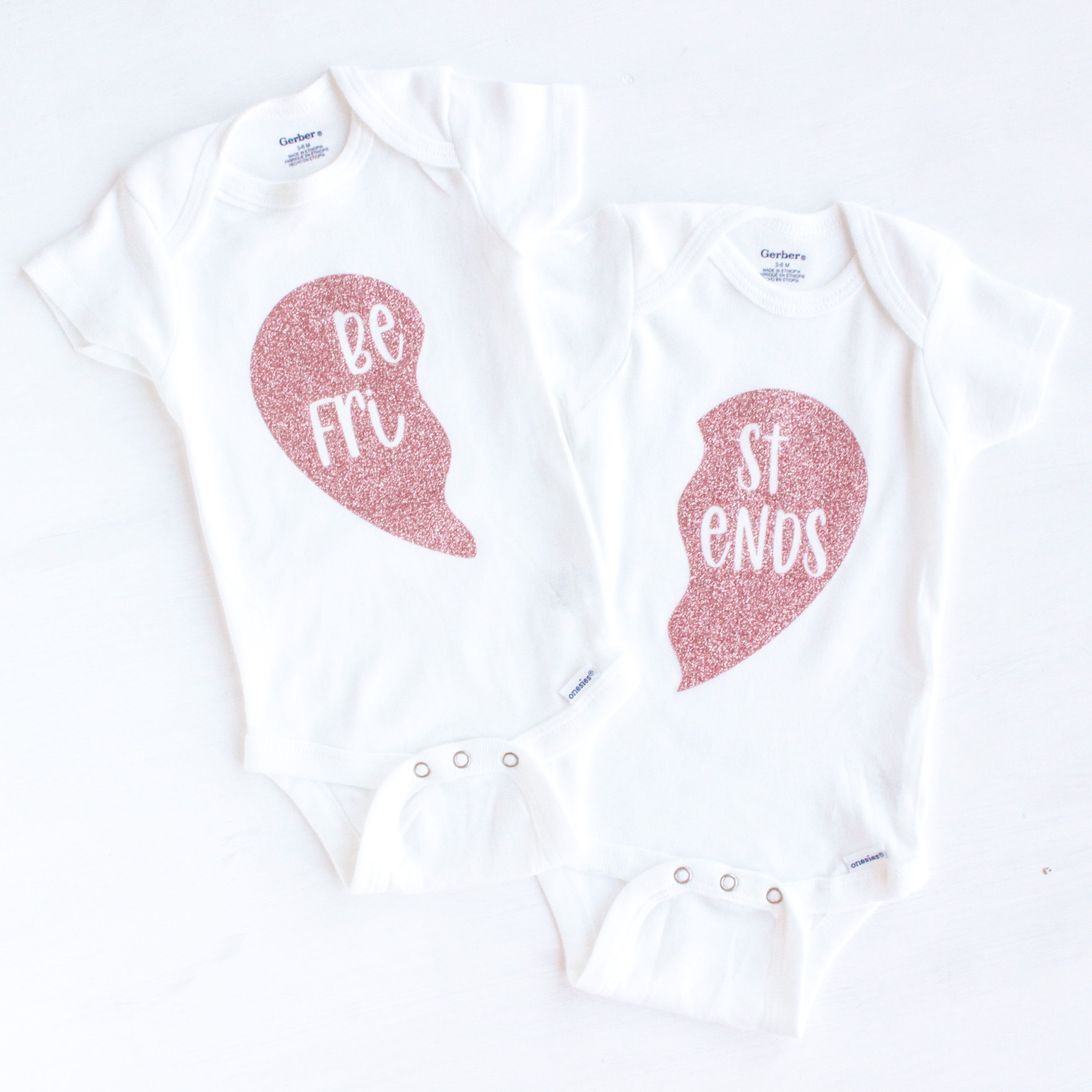 1d3f146d9 Baby Girl Clothes, Best Friends, Coming Home Outfit, Best Friend Baby Twin  Onesies® Baby Girl Gift Baby Shower Gift IVF baby bodysuit romper  #babygifts ...