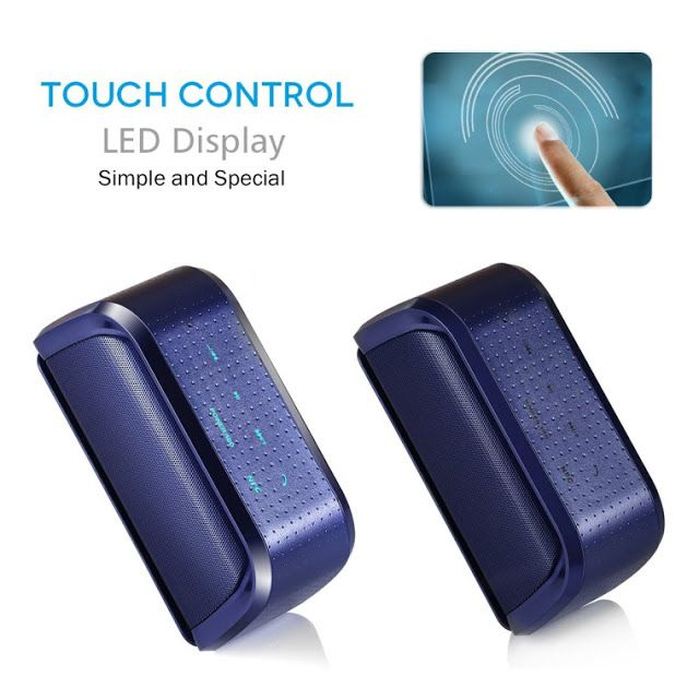 rogeriodemetrio.com: Bluetooth Speaker com função NFC