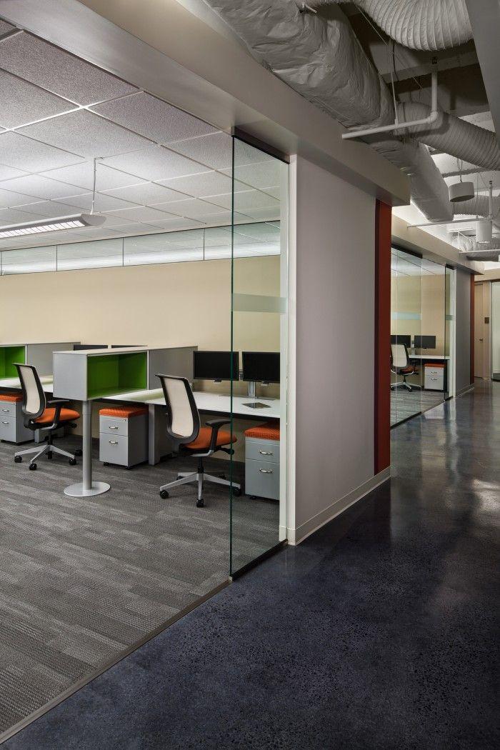 Office Room Design Software: Office Tour: Asurion's Atlanta Software Development