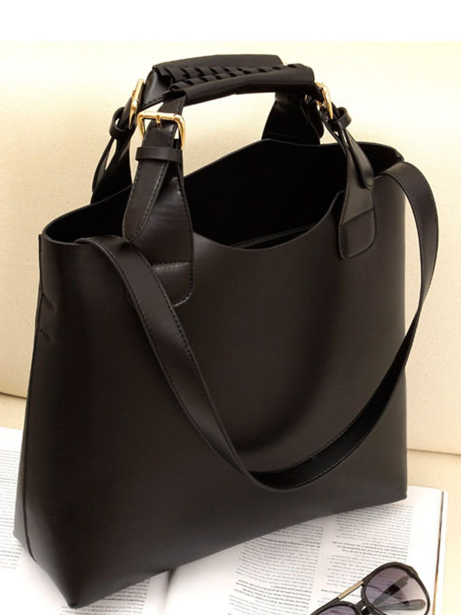 73c4c9508b10 Casual Simple Style Women Hand Bag - CheapClothingCity.com  18.95 hand bags