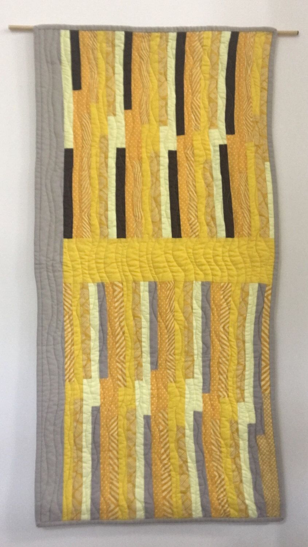 Modern Wall Hanging | Home Decor | Yellow Wall Hanging | Table ...