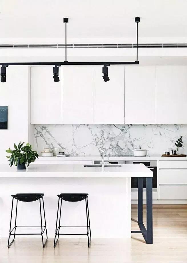 14 design ideas for modern and minimalist kitchen minimalist kitchen contemporary kitchen on kitchen ideas minimalist id=17875